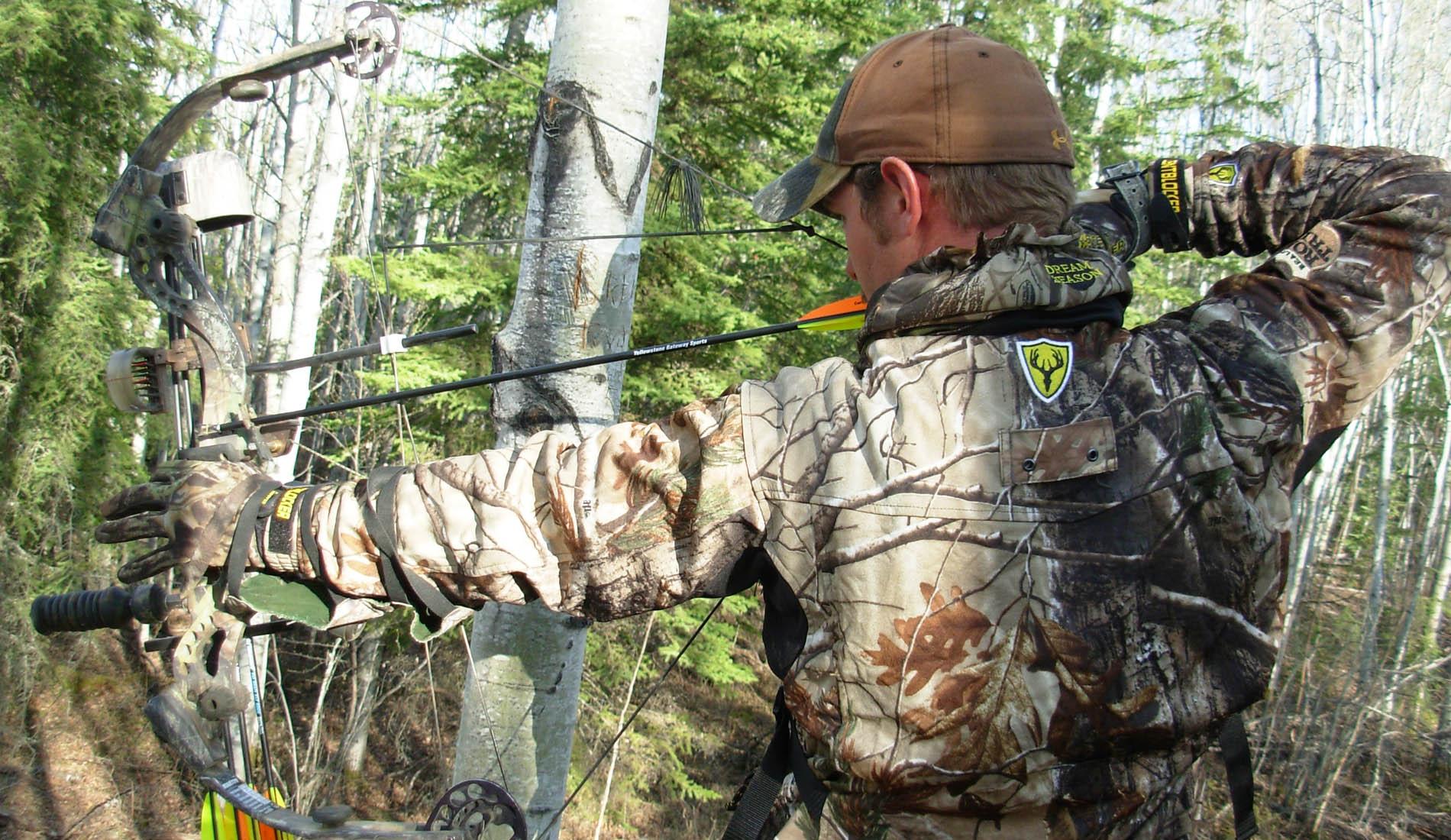 Hunt Alberta Canada